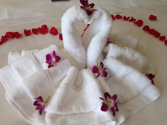 Sheraton Nha Trang Hotel and Spa: I name this careness