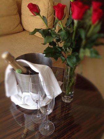 Sheraton Nha Trang Hotel and Spa : Champagne