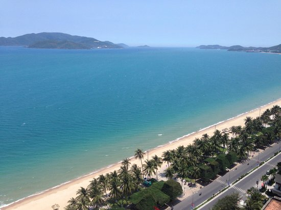 Sheraton Nha Trang Hotel and Spa: Room view