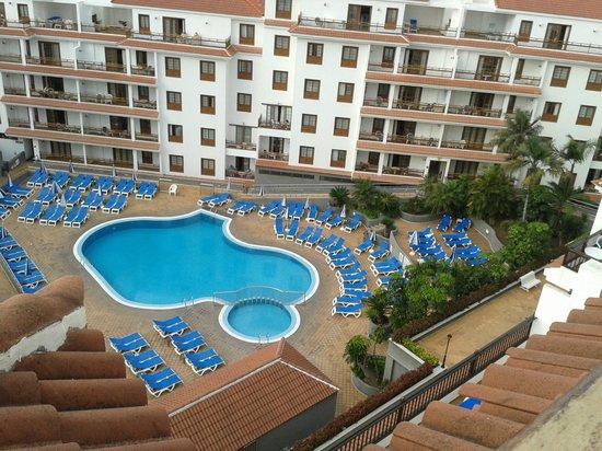 Apartamentos Casablanca : Piscina