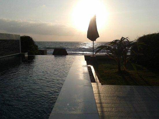 Samui Resotel Beach Resort: Sonnenaufgang
