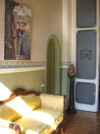 Casa Schlatter: ingresso
