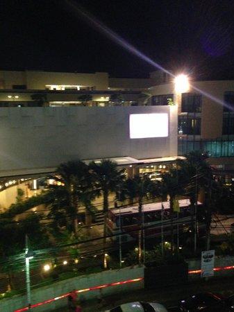 Aspira Prime Patong: Вид с балкона