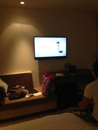 Aspira Prime Patong: телевизор