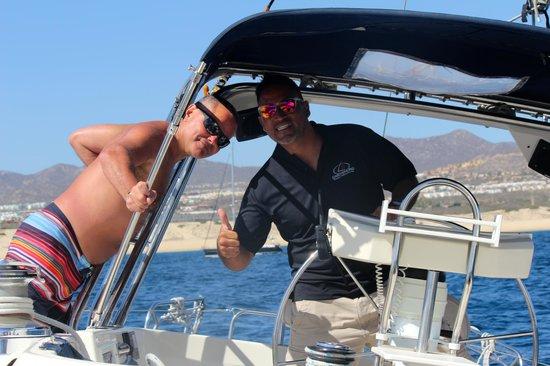 Cabo Sailing Ocean Adventures: Sailing