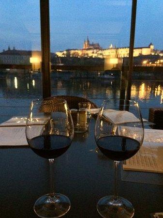 Marina Ristorante : amazing view!