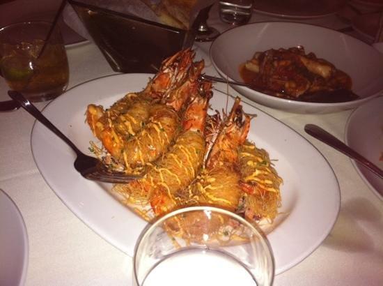 Prezza Restaurant Boston Reviews