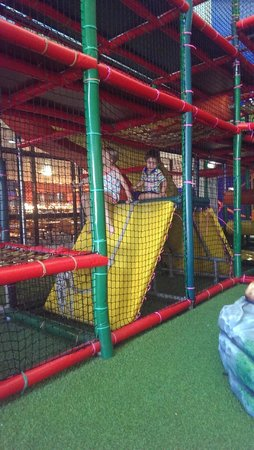 Paradise Resort Gold Coast: Indoor playground