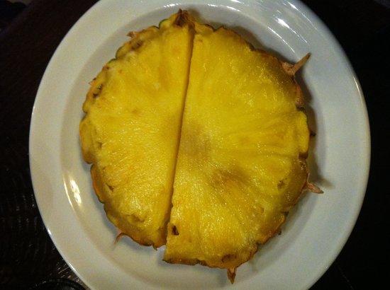 Hôtel de Guise : Un ananas d'époque