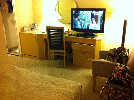 Sapporo Tobu Hotel : hotel room