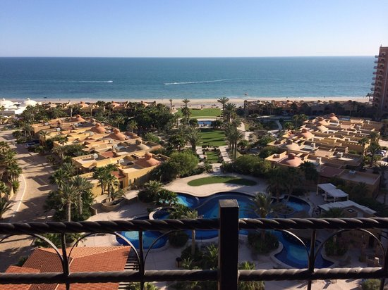 Bella Sirena: Ocean view 7th floor