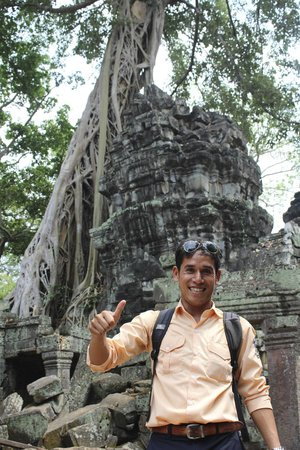 Angkor Driver Guide Private Siem Reap Day Tours: Mr. Vanny
