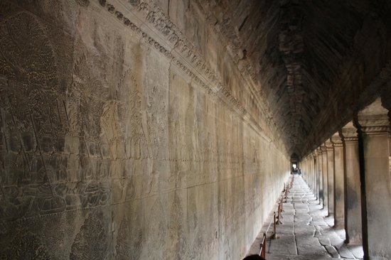 Angkor Driver Guide Private Siem Reap Day Tours: You will be a pro at these by the end of the tour. :)