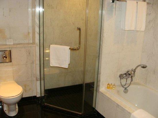 PARKROYAL Kuala Lumpur: Shower