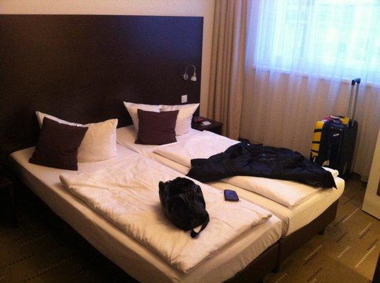 Best Western Hotel Am Spittelmarkt: Camera doppia