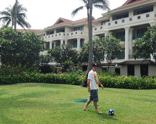 Centara Grand Beach Resort Samui : Hotel