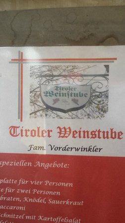 ‪Tiroler Weinstube‬