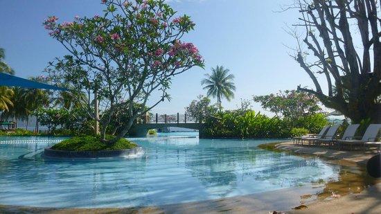 Shangri-La's Tanjung Aru Resort & Spa : Kids Pool