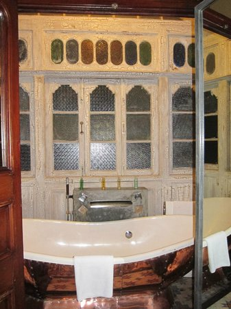 Casa Colombo : washing area