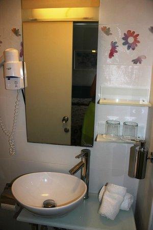 Residence Hotel : Ванная комната