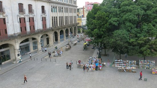 Hotel Santa Isabel : View from the room