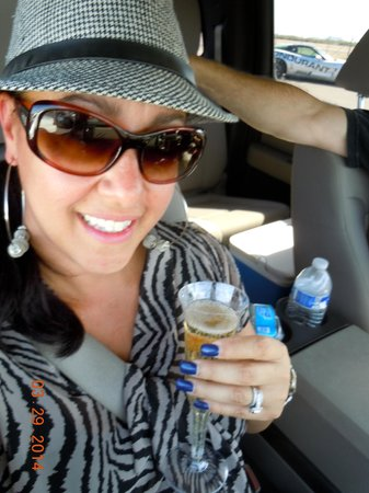 Bondurant Performance Driving School - Day Classes: The Drink Of Champs!