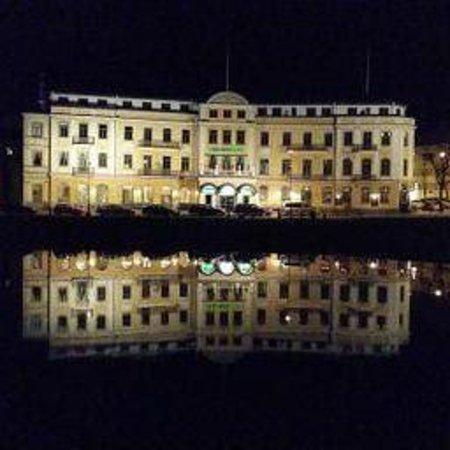 Elite Stadshotellet Karlstad: En stilla kväll vid Klarälven
