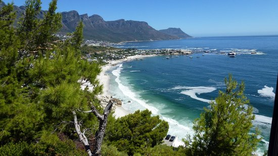 Beautiful Cape Town Tours: Ocean View - direction Camps Bay