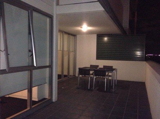 Oxygen Apartments: Deck rm 41