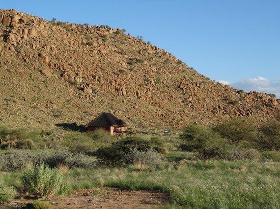 Solitaire Desert Farm: maison