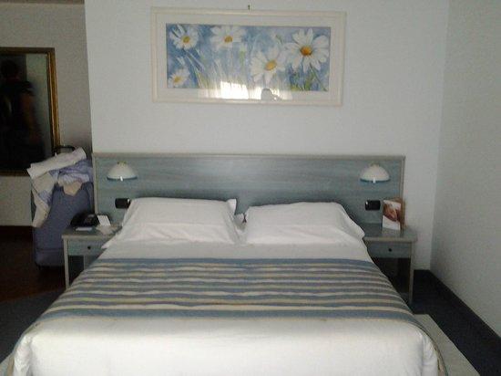 Best Western Hotel Tigullio Royal: letto matrimoniale