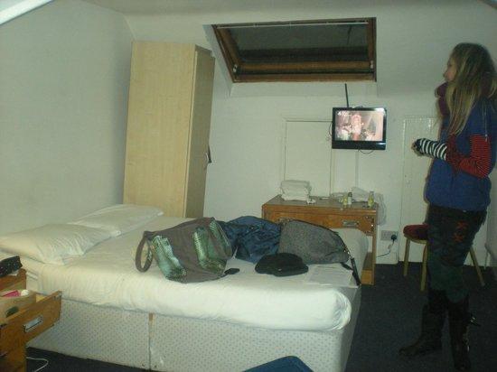 Euro Lodge Clapham: stanza quadrupla