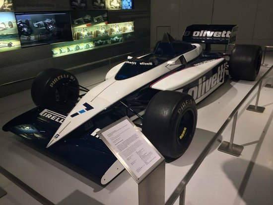 BMW Welt: F1賽車