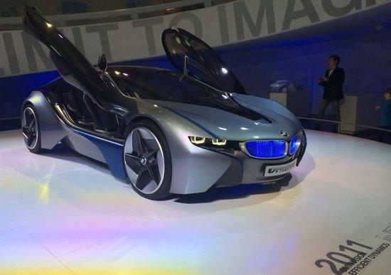 BMW Welt: 概念款讓大家都瘋了