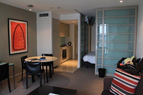 Adina Apartment Hotel Sydney Darling Harbour Room