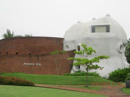 The Ffort Raichak : The Ananya Spa