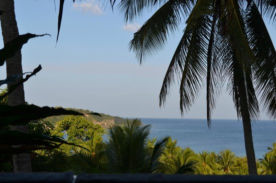 Coco Beach Resort : Meerblick