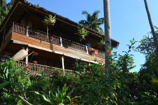 Coco Beach Island Resort : Familienzimmer