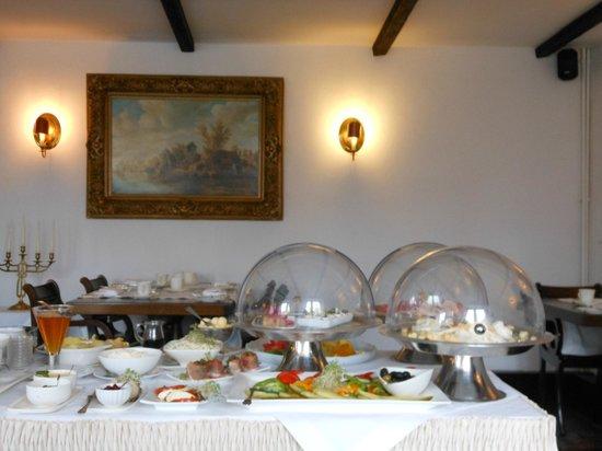 Podewils Hotel: Breakfast