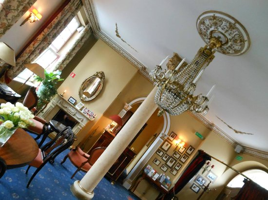 Podewils Hotel: Lobby