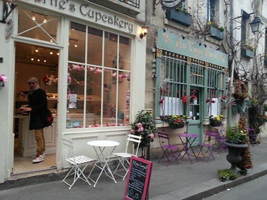 Bertie's CupCakery : Il paradiso dei golosi.