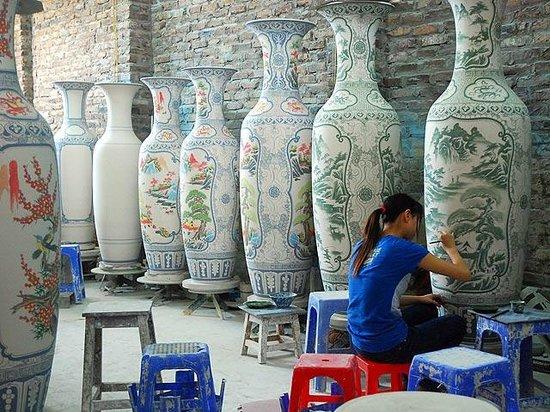 Hainamtravel - Handicraft Villages