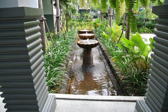 Shinta Mani Angkor : Water lily features