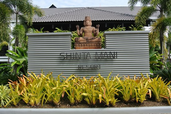 Shinta Mani Club: Hotel entrance