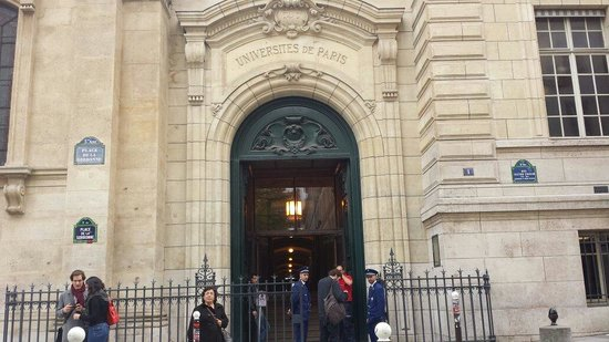 La Sorbonne : En la Sorbona