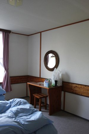 Masyuko Youth Hostel : 部屋