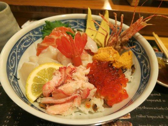 Goshi: Hokkaido don