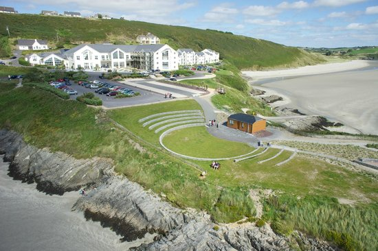 Inchydoney Island Lodge & Spa: Inchydoney Headland