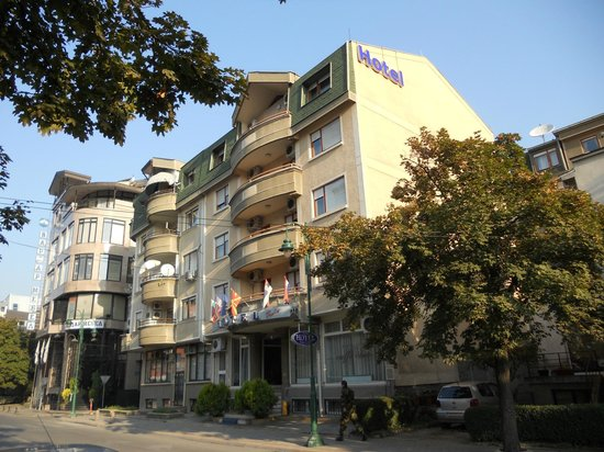 Hotel Tim's Apartments: Hotel Tims located in the most enviable area in Skopje