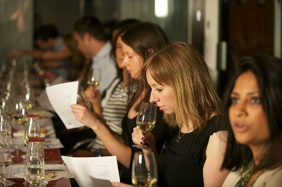 Surrey Wine School: wine customers